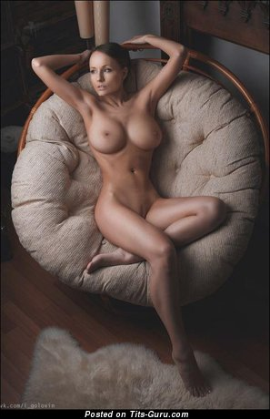 Image. Naked amazing female with big tittes photo
