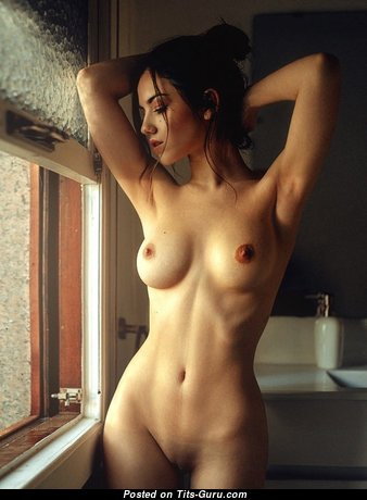 The Best Babe with The Best Naked Real Firm Tit & Red Nipples (18+ Pix)
