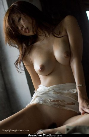 Image. Risa Kasumi - sexy topless asian picture