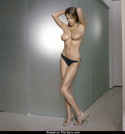 Image. Keeley Hazell - nude beautiful woman picture