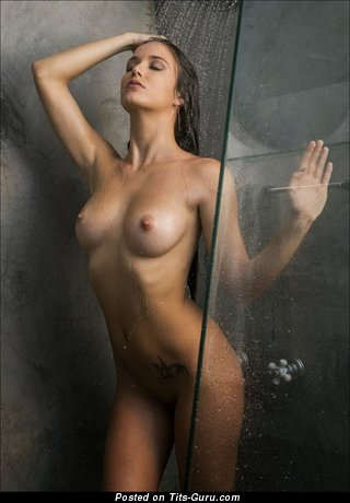 Image. Awesome girl with medium natural tittes pic