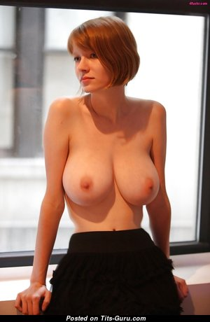 Fascinating Babe with Fascinating Defenseless Real Dd Size Boob & Huge Nipples (Sex Image)