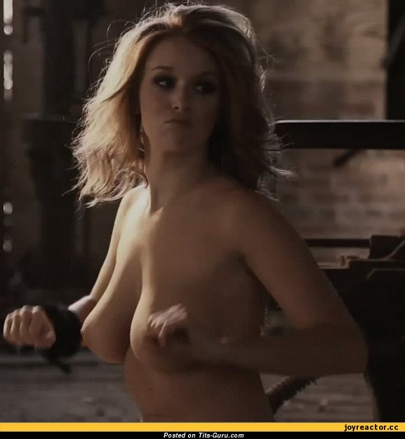 Image. Awesome woman with big natural breast gif