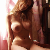 Hot girl with big boobies image