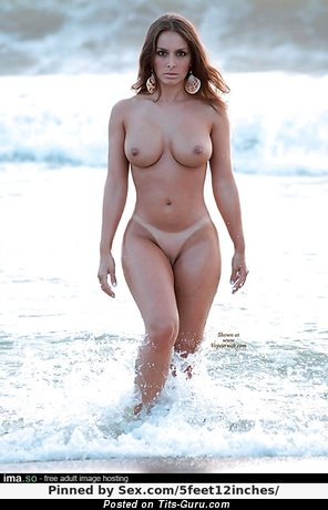 Image. Naked nice female with big tits picture