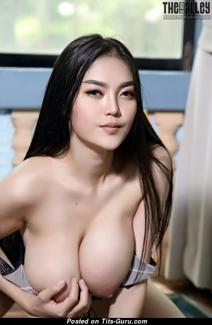 Feii Orapun - Appealing Unclothed Asian Girl (Hd Sexual Picture)