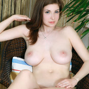 Marta - hot lady with big natural tittes image