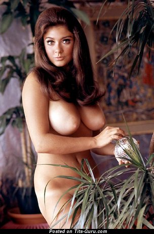 Image. Cynthia Myers - naked amazing woman with big natural tots vintage