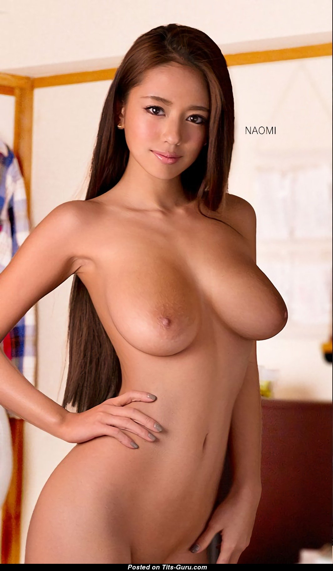 Naomi - Asian Brunette Pornstar With Nude Natural Regular -2163