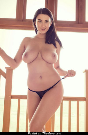 Image. Topless wonderful female photo