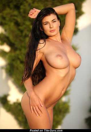 Image. Wonderful female with big natural tittys picture