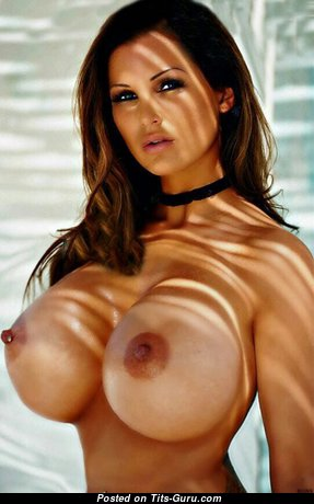 Exquisite Wife with Exquisite Defenseless Fake Balloons (Porn Photoshoot)