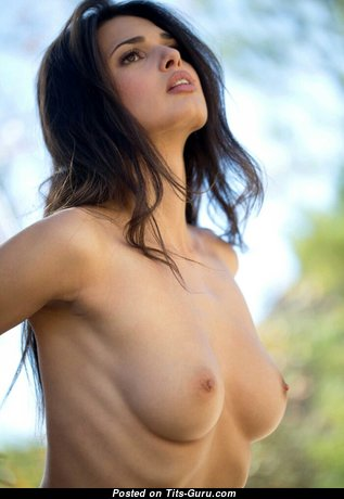 Perfect Babe with Perfect Defenseless Natural A Size Jugs (18+ Wallpaper)