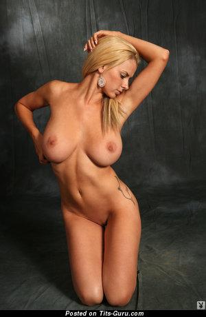 Image. Sasha Bonilova - hot lady with big natural tittys pic