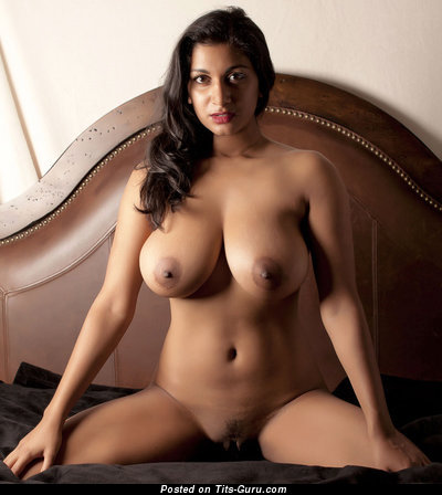 Dakini - Lovely American Miss with Lovely Naked Big Sized Tits (Sexual Photoshoot)