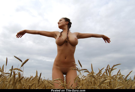 Image. Sofi A - nice female with big natural breast picture