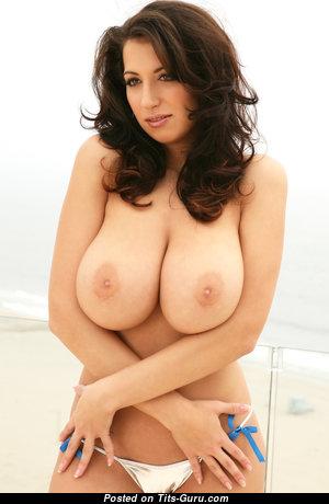 Jana Defi Aka Maria Swan Aka Pricessa - Dazzling Babe with Dazzling Naked Real Ddd Size Tittes (Hd Porn Photo)