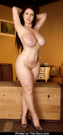 Image. Naked wonderful lady photo
