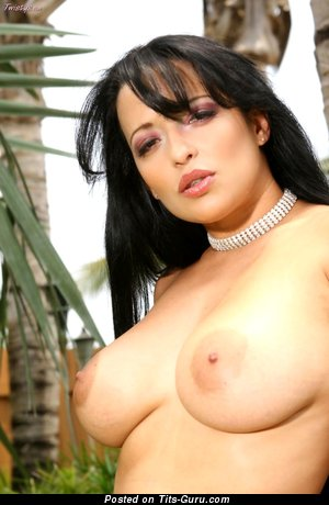 Image. Mason Storm - sexy naked latina brunette with big tittys photo