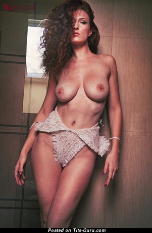 Image. Nude awesome lady with natural breast photo
