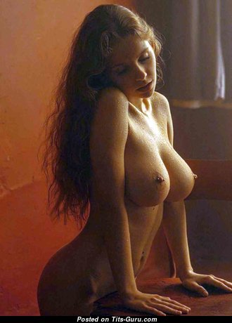 Adorable Babe with Adorable Nude Real Normal Tittes (Hd 18+ Wallpaper)