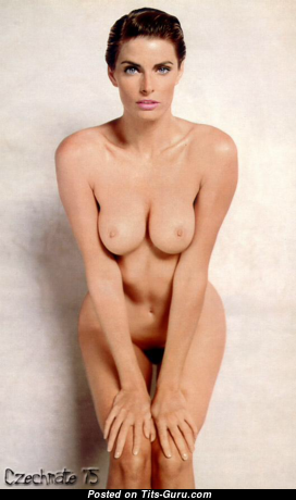 Joan Severance - Dazzling Topless American Red Hair Actress (Sexual Picture)