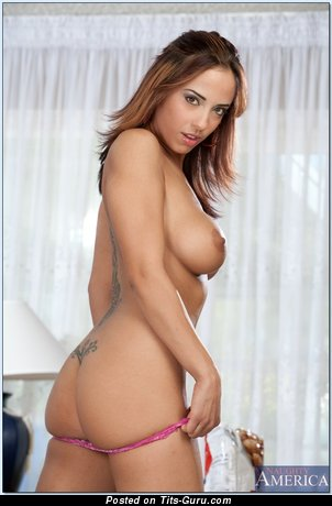 Image. Mulani Riveras - nude nice woman with big boobs and piercing photo