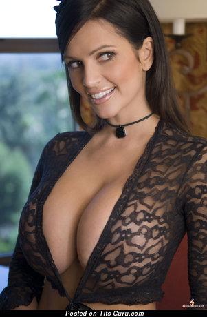 Image. Denise Milani - amazing female picture