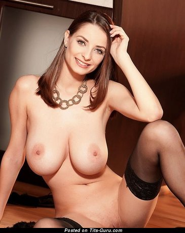 Image. Nude awesome woman with big natural tittes photo