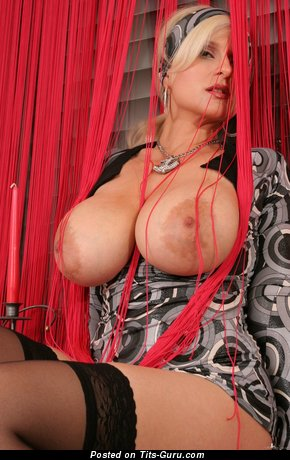 Image. Cassandra - nude amazing female with huge boobies photo