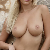 Patricia Jordane - Fascinating Blonde Babe with Exquisite Open Real Medium Tittes is Undressing (Hd Sexual Pix)