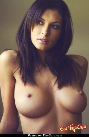 Image. Nude hot female with medium tittes picture