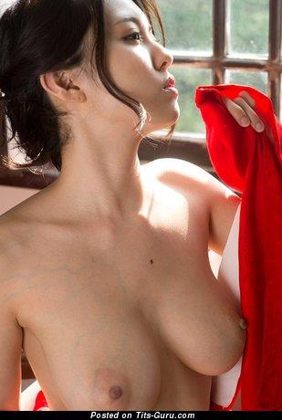 China Matsuoka - Appealing Asian Babe with Appealing Defenseless Real Medium Knockers & Pointy Nipples (Hd Xxx Pix)