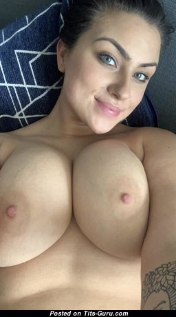 The Best Babe with The Best Defenseless Real Firm Busts (Hd Sex Pic)