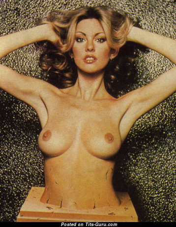Image. Gillian Duxbury - nude amazing girl with medium natural boobs picture