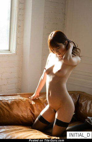 Image. Miku Ohashi - sexy nude asian brunette with small boobs picture
