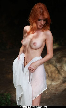 Image. Awesome female with medium natural tittes pic