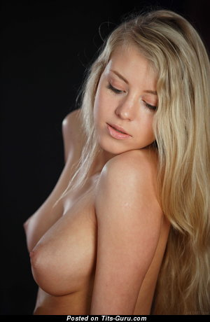 Barbara D - Handsome Russian Floozy with Handsome Nude Tight Boob (Hd Porn Pic)
