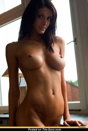 Image. Hot woman with big natural boobs image