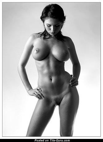Изображение. Картинка офигенной голой женщины