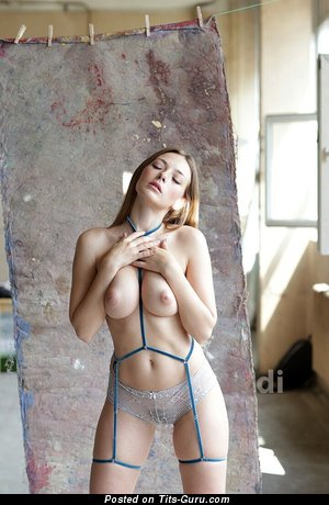 Image. Olga Kobzar - sexy naked beautiful lady picture