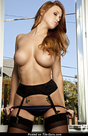 Image. Leanna Decker - naked hot female picture