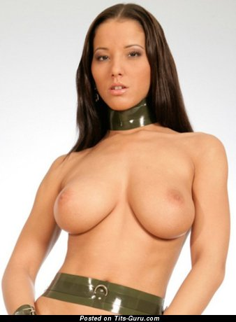 Angel Dark - Awesome Slovak Babe with Awesome Open Real Dd Size Titties (18+ Image)