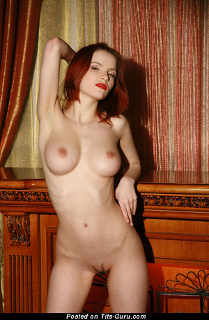 Image. Ulya I - beautiful woman with natural breast picture