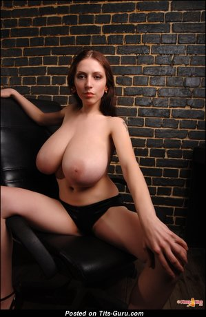 Anya Zenkova - The Nicest Topless & Glamour Babe with The Nicest Defenseless Real Sizable Tittys (Sexual Pix)