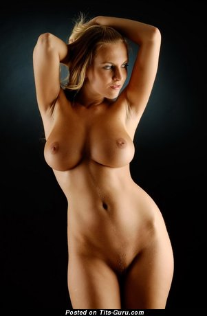 Image. Nude awesome female with big breast photo