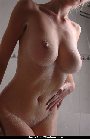 Sweet Dish with Sweet Open Substantial Breasts (Hd Sexual Picture)