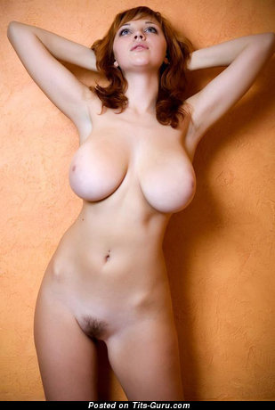 Image. Yulka Modelflats - naked nice girl with huge natural tits picture