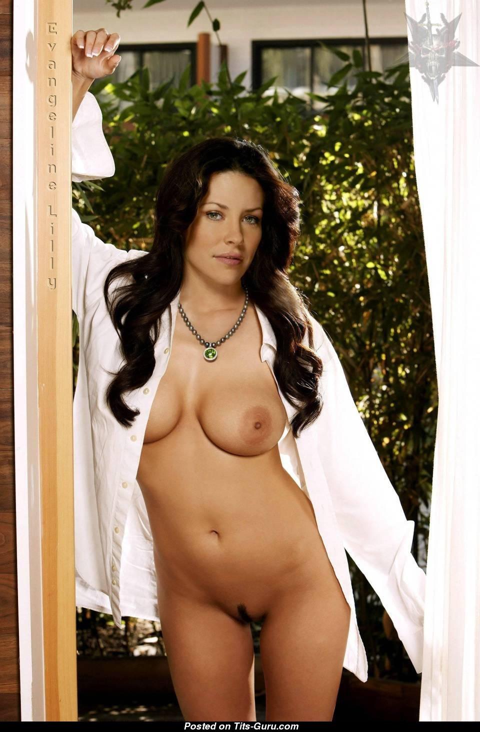 Sex evangeline lilly Evangeline Lilly