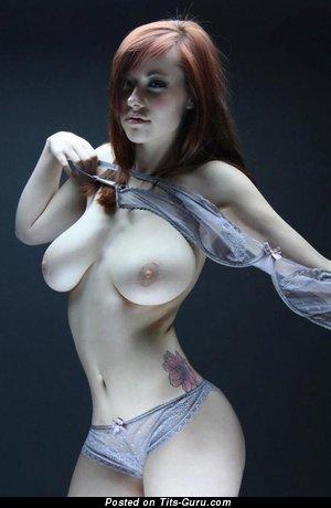 Изображение. Картинка невероятной голой леди